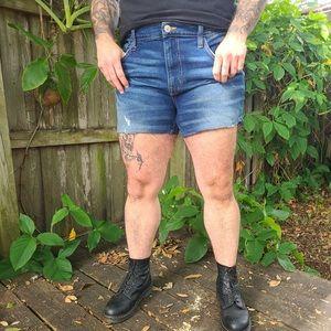 Short Shorts-Skinny
